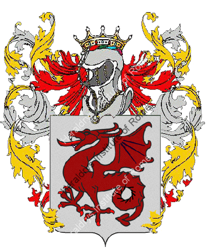 Coat of Arms of family Maurilio