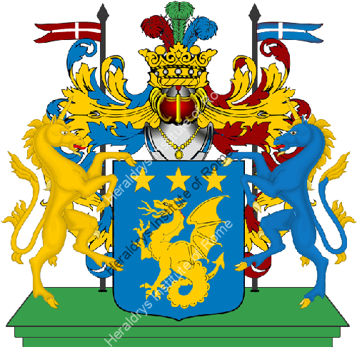 Coat of Arms of family Medroni