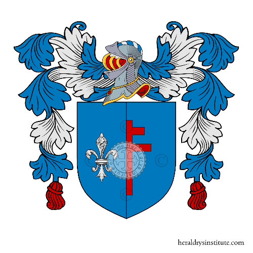Coat of Arms of family Frassini