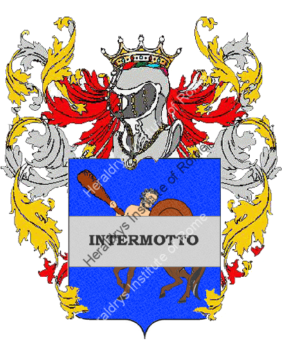 Coat of Arms of family Siminolo