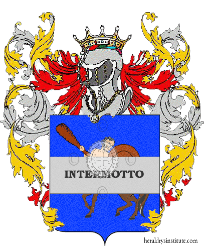 Coat of Arms of family Simione