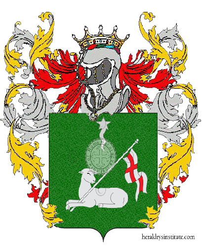 Coat of Arms of family Aberham