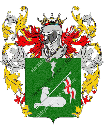 Coat of Arms of family Vetti