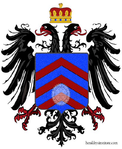 Coat of Arms of family Dettimo