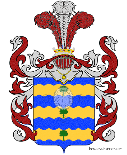 Coat of Arms of family Plazzarino