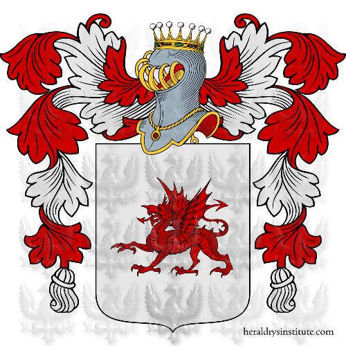 Coat of Arms of family Maurovito
