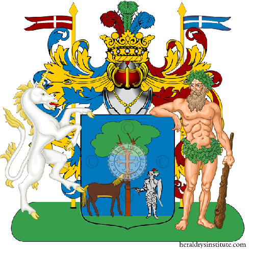 Coat of Arms of family Scuratti