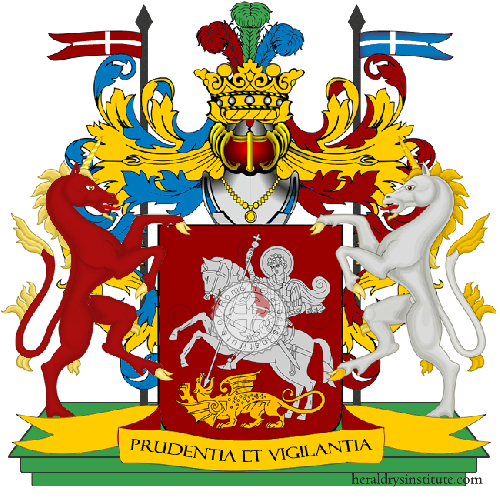 Coat of Arms of family Trovatore