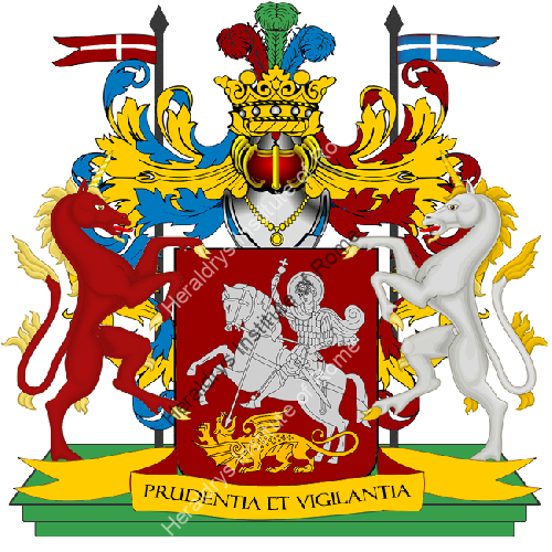Coat of Arms of family Trovatoria