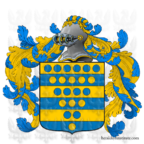 Coat of Arms of family Di Michele