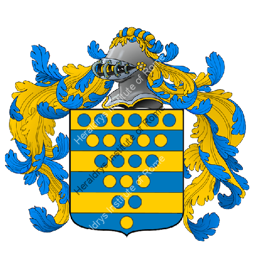 Coat of Arms of family Michele