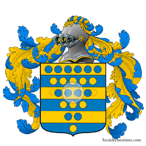 Coat of Arms of family Zichele