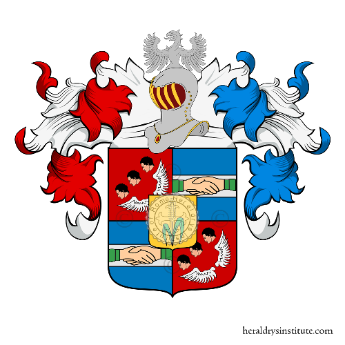 Coat of Arms of family Panigo