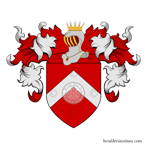Coat of Arms of family Bohateret
