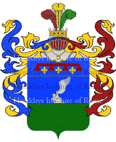 Coat of Arms of family Uccello