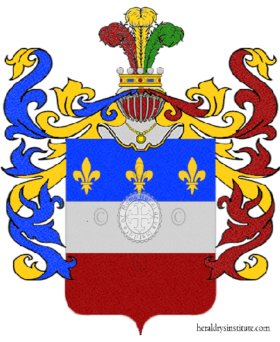 Coat of Arms of family Tavole