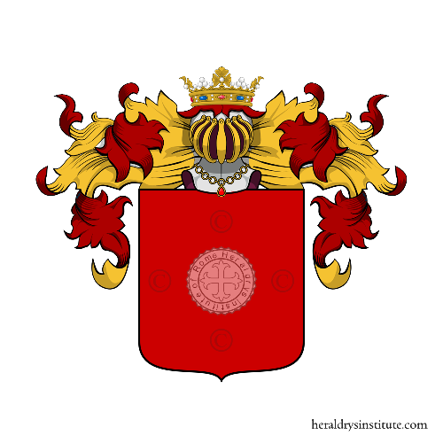 Coat of Arms of family Fortunati