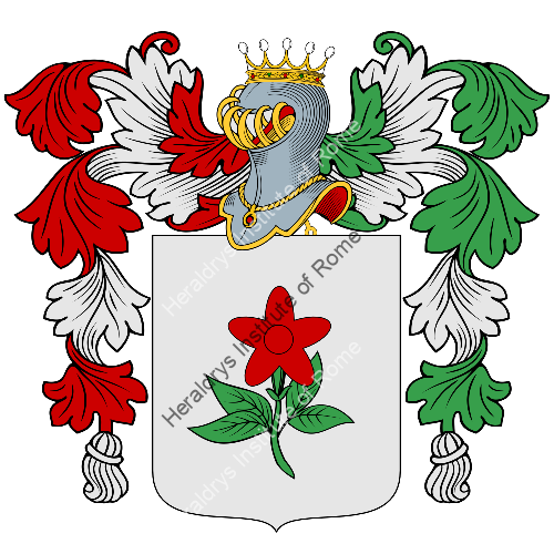 Coat of Arms of family Riore