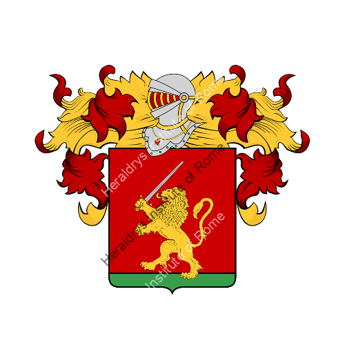 Coat of Arms of family Narconi