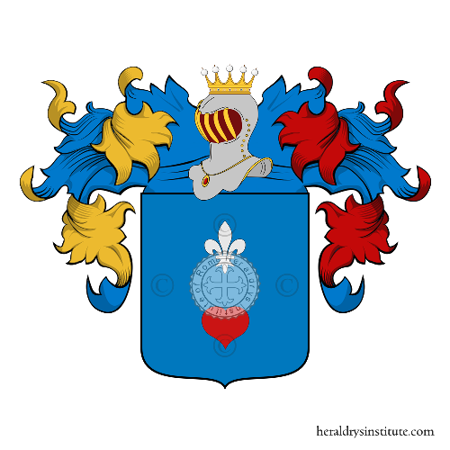Coat of Arms of family Trottarelli