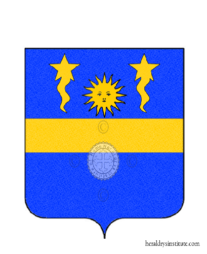 Coat of Arms of family Scielzi