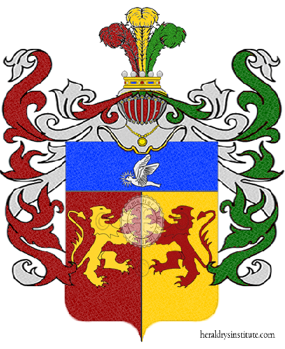 Coat of Arms of family Dijorio