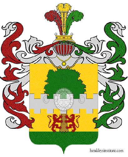 Coat of Arms of family Pratic