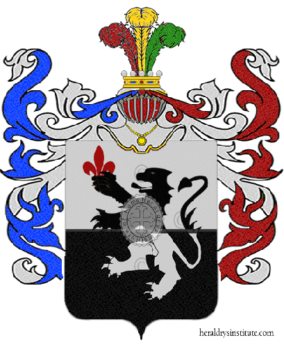 Coat of Arms of family Del Pippo