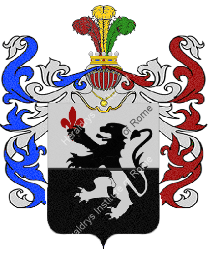 Coat of Arms of family Pippone