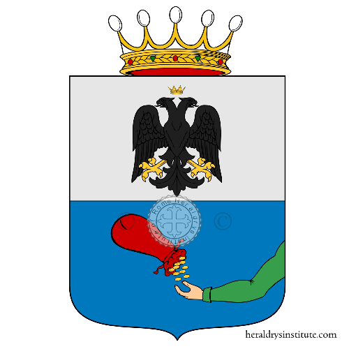 Coat of Arms of family Piillucci