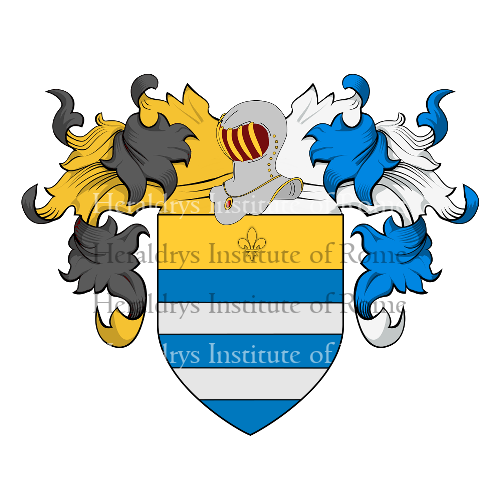 Coat of Arms of family Morie