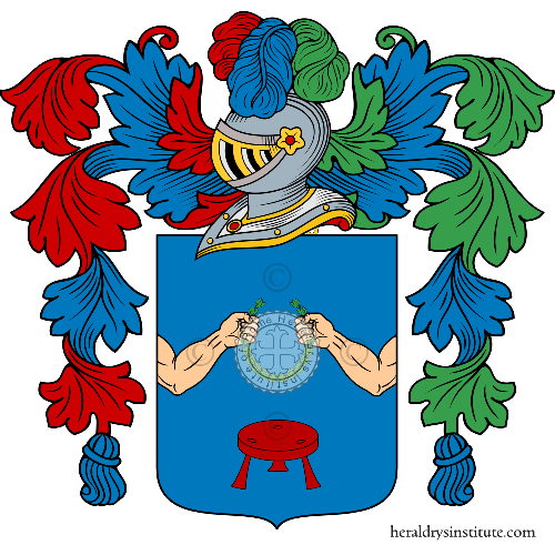 Coat of arms of family Sedda