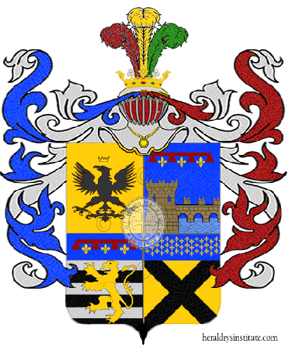 Coat of Arms of family Varsigli