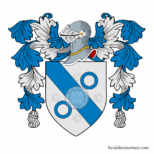 Coat of Arms of family Dotoli
