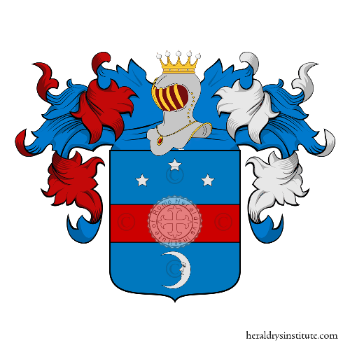 Coat of Arms of family Spurio Schiavoni