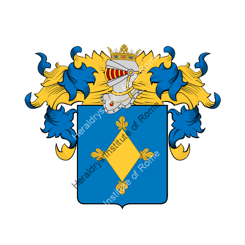 Coat of Arms of family Morlando