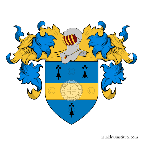 Coat of Arms of family Armenise