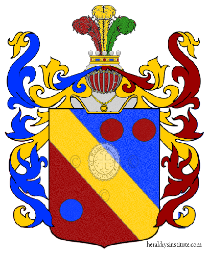 Coat of Arms of family Savanzo