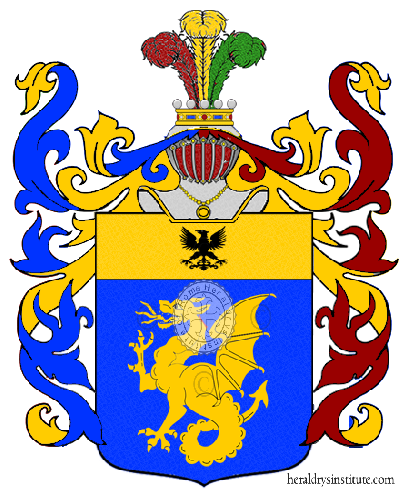 Coat of Arms of family Patara