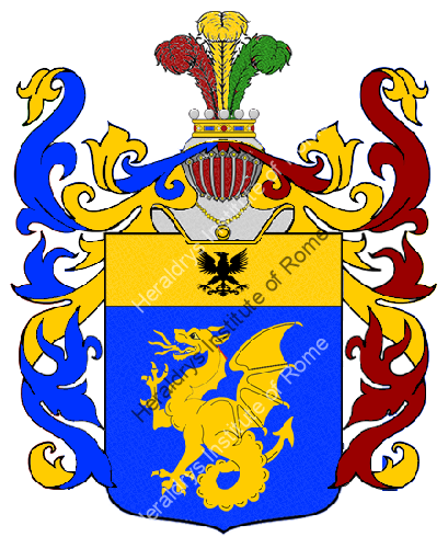 Coat of Arms of family Pattarini