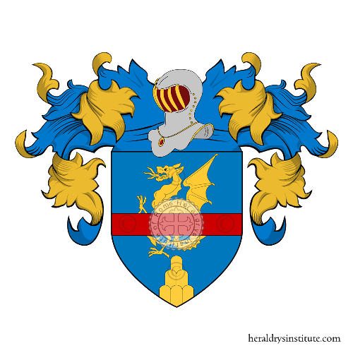 Coat of Arms of family Camparmo