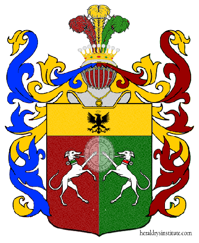 Coat of Arms of family Mologna