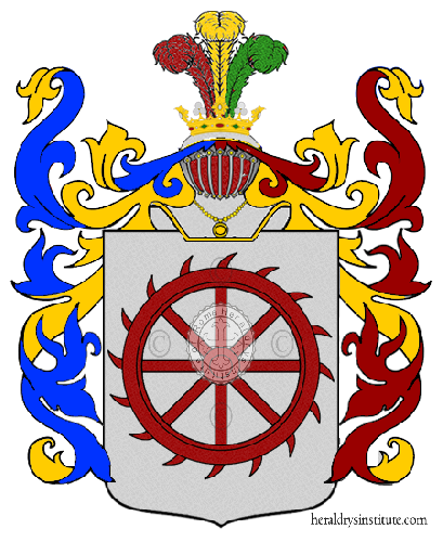 Coat of Arms of family Tacerbi