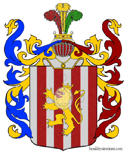 Coat of Arms of family Mazzotto