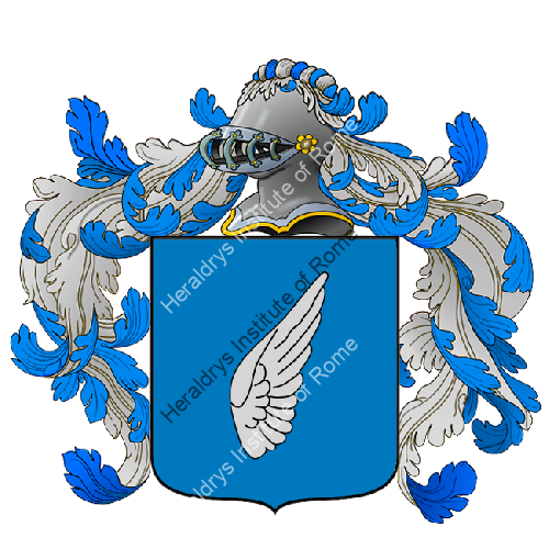 Coat of Arms of family Mida