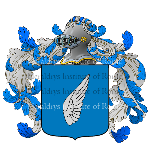 Coat of arms of family Lila