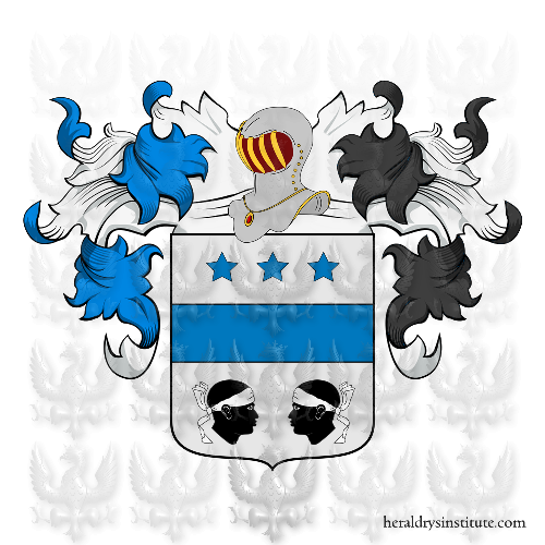Coat of Arms of family Pizzaga