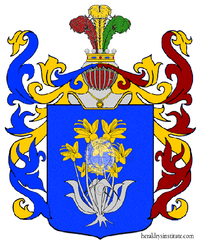Coat of Arms of family Zaffaranu