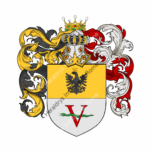 Coat of Arms of family Vicentina