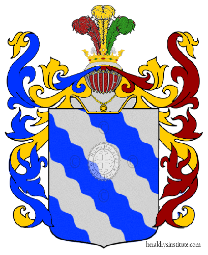 Coat of Arms of family Zonelli